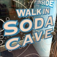 Walk-In Soda Cave Grab and Go Beverages