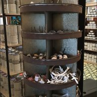 Barrel-Top Spinner Stacked Display 2