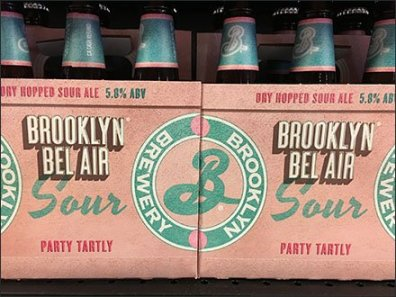Brooklyn Bel Air Bifurcated 6-Pack Branding