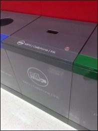 Cellphone Recycling Bin Anti-Theft