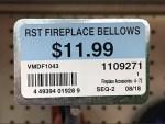 Fireplace Bellows Merchandising Cross-Sell