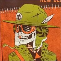 Halloween VooDoo Ranger Atomic Pumpkin Closeup