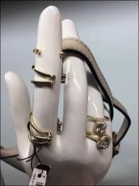Henri Bendel Hand Picked Hand Model