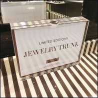 Henri Bendel Limited Edition Jewelry Trunk Feauture