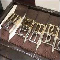 Henri Bendel In-Store Personalization
