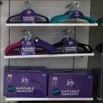 Joy Mangano Huggable Hanger Wall-Mount