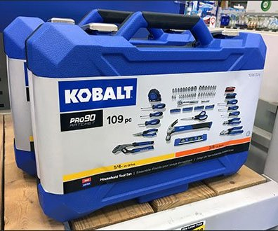 Start Your Kobalt Legacy Banner Display