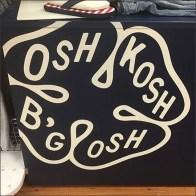 Osh Kosh B'Gosh Branded Island Display