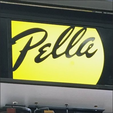Pella Design Your Own Entry Door In-Store Display Logo Square
