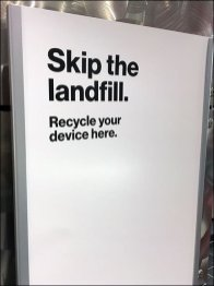 Skip The Landfill, Recycle Your Phone
