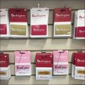 Gift Cards Are Perfect Mobile Slatwall Display