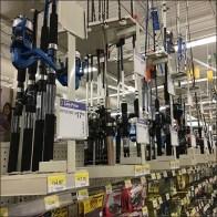 Fishing Pole Faceout Trays En Masse Feature