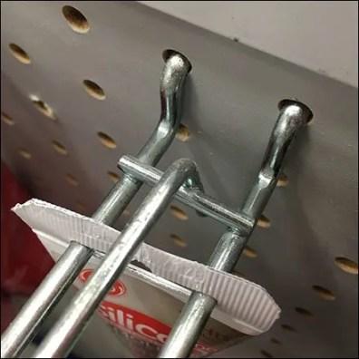 Scanning Loop Hooks For Caulk and Sealant