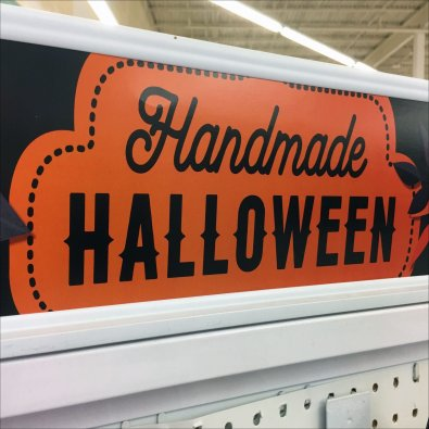 Handmade Halloween Mobile Gondola Display