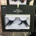 How to Face Halloween Eyelashes