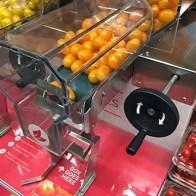 Manual-Feed Produce Display Functionality