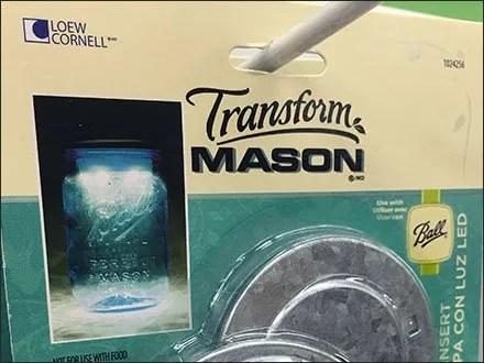 Multi-Branding Mason Jar Aftermarket Items