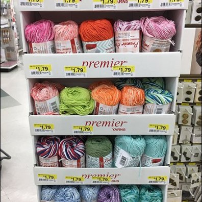 Premier Yarn Sidekick Merchandising