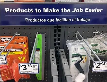 Shortcut Merchandising In Hardware Retailing