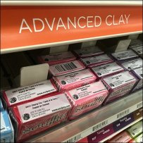 Modeling Clay Auto Feed Merchandising