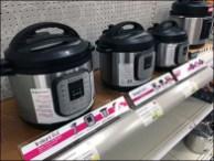 Shelf Overlay Pressure Cooker Merchandising