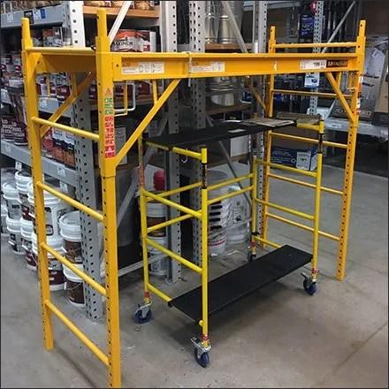 MetalTech Baby Scaffolding Cross-Sell