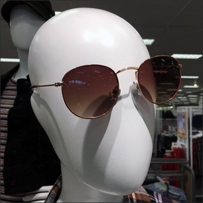 Wild Fable No Nose Sunglass Mannequin Feature1