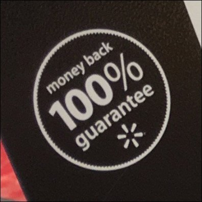 100% Money Back Meat Guarantee