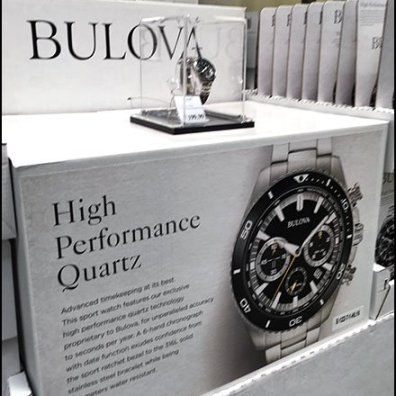 Buy Bulova Mini Museum Case Hero