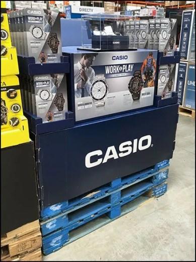 Casio Work & Play Museum Case 3