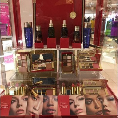 31 Beauty Essentials Estee Lauder Holiday Tower