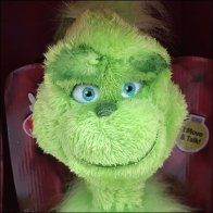 Dr. Seuss Merchandising Displays - Grinch Plush Tower Dr Seuss Display
