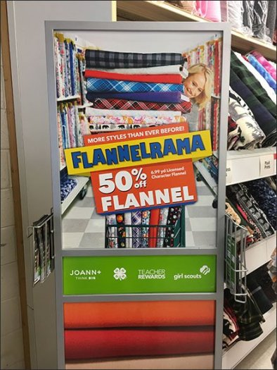 Flannelrama Celebration of Styles 2