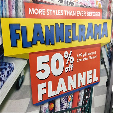 Flannelrama Celebration of Styles Feature