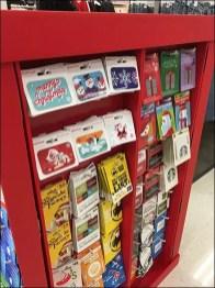 Half-Height Gift Card Corrugated Display