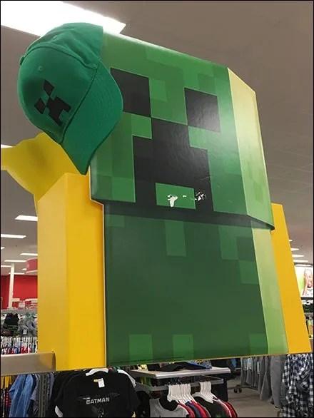 Minecraft Character Models Minecraft Cap