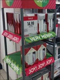 Paul Mitchell Christmas Joy Salon Display 2
