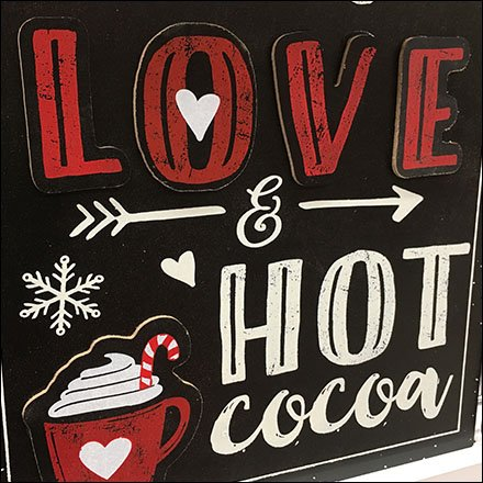 All You Need Is Love And Hot Cocoa