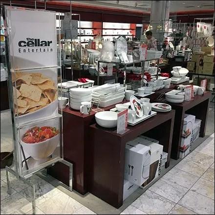 Party Tableware Macys Cellar Merchandising