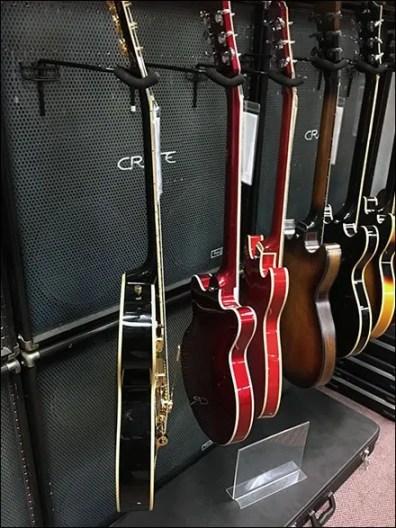Speaker Wall Heavy-Duty All-Wire Guitar Hook