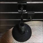 Guitar Center Metal Cymbal Hook Detail