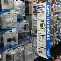 Hardware Aisle Category Definition