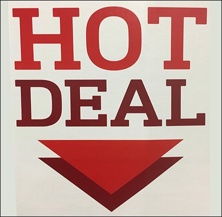 Hot Deals Directional Points The Way To Savings