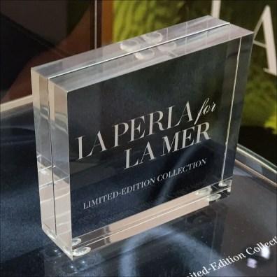 La Perla La Mer Nightly Luxury Moisturizing Display