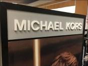 Michael Kors Multi-Branded Department
