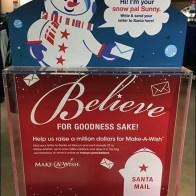 Write Santa and Make A Wish at Macys