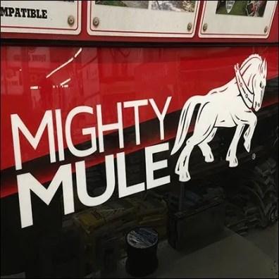 Mighty Mule Gate Openers Inline Display