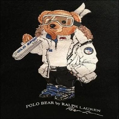 Polo Bear Appareland Ski Equipment