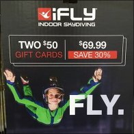 iFly Indoor Skydiving Gift Card Video Feature