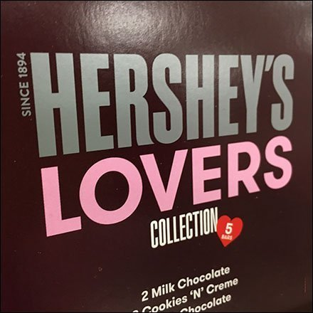 Hershey's Lovers Collection Branding Conundrum